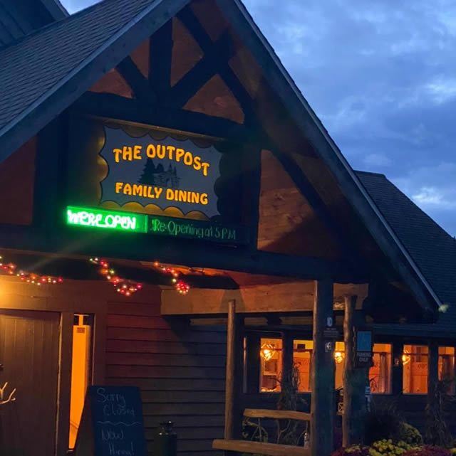 Outpost Cafe