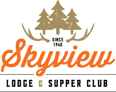 Skyview Lodge & Supper Club Logo
