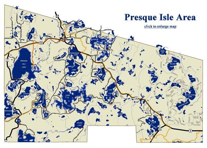 Presque-Isle-Map