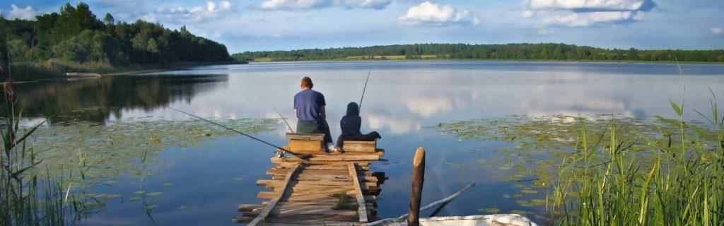 dock-fishing