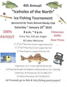 4th Annual Iceholes of the North