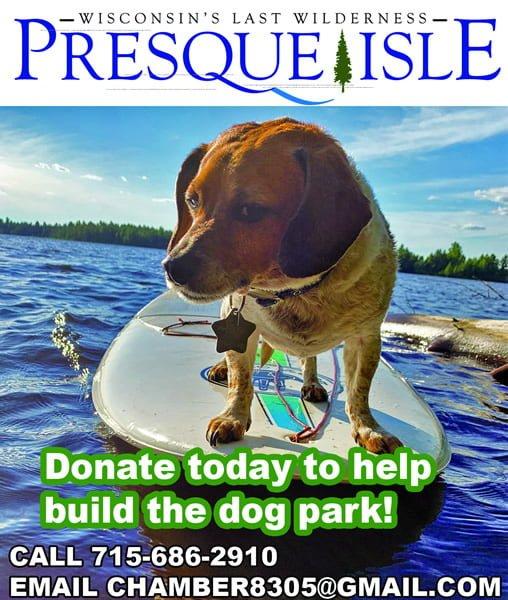 DOG PARK DONATION